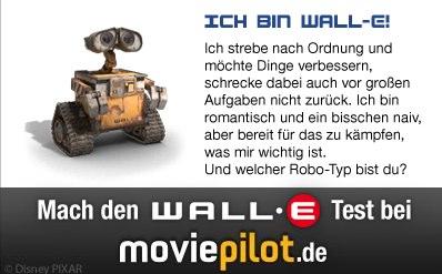 Ich bin WALL-E