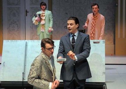 Der Geizige (Szenenfoto aus dem Schauspiel Bonn)